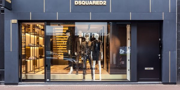 logo Dsquared2